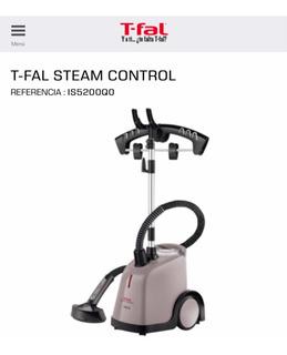 Plancha De Vapor T-fal Steam Control 1650w