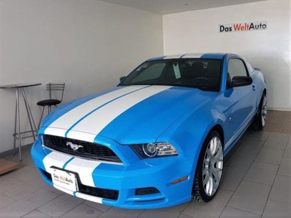 Ford Mustang Coupe Ta V6 2 Ptas 2014