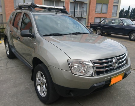 Duster Expression Motor 1.6 2013 Gris 5 Puertas
