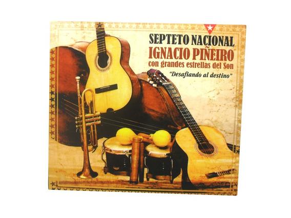 Cd Septeto Nacional Ignacio Pinheiro Original Lacrado