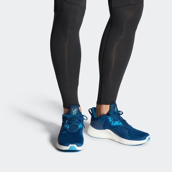 Tênis adidas Original Alphabonce Ultrabust Caminhada Running
