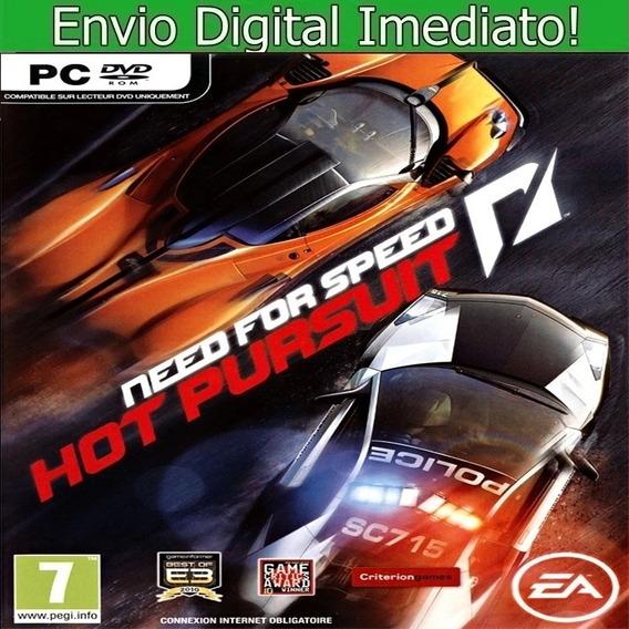 Need For Speed Hot Pursuit Pc Hd Português Envio Imediato.