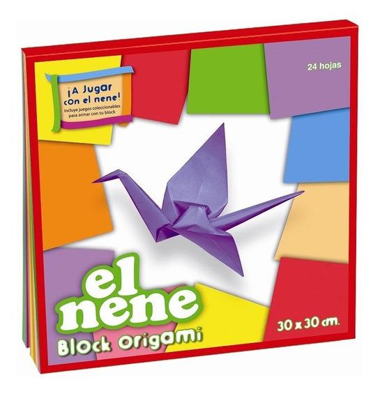 El Nene 9081 Block Origami X24