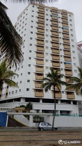Apartamento Em Mirim - Praia Grande - Sp - Av05/25