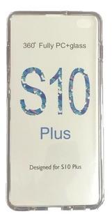 Capa Capinha 360º Frente Verso Samsung Galaxy S10 S10+ S10e