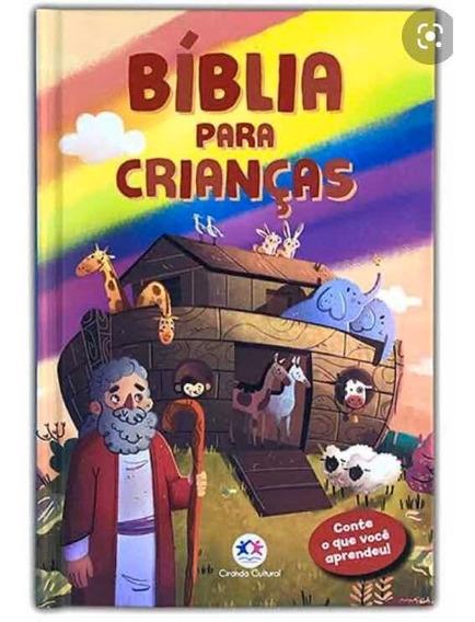 Bíblia Para Crianças - Envio Imediato