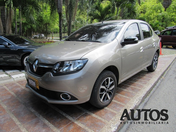 Renault Logan Exclusive At Sec Sedan Cc1600