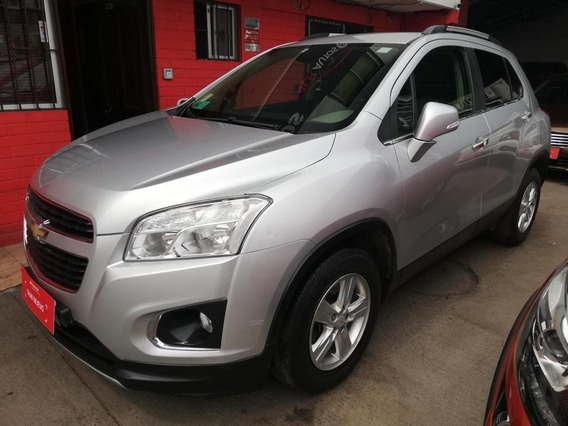 Chevrolet Tracker Lt 1.8 Mt Fwd 2015 Financiamiento Credito