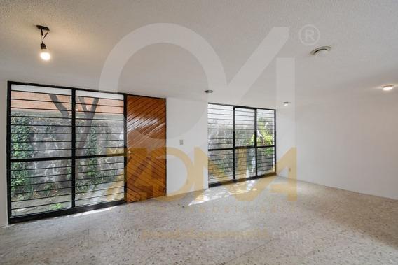 Casa En Condominio En Renta, El Rosedal, Coyoacán