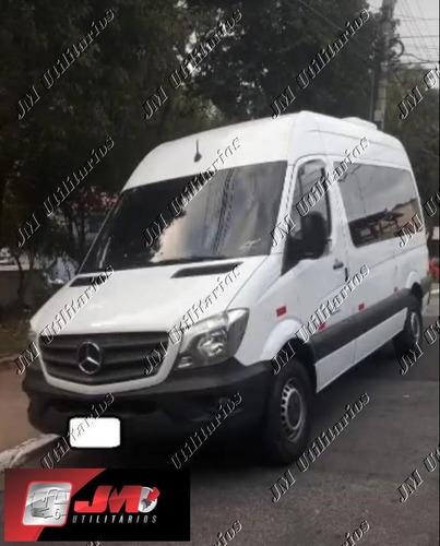 Imagem 1 de 11 de M.benz Sprinter Cdi 415 Ano 2019 T.alto Luxo Jm Cod 1298