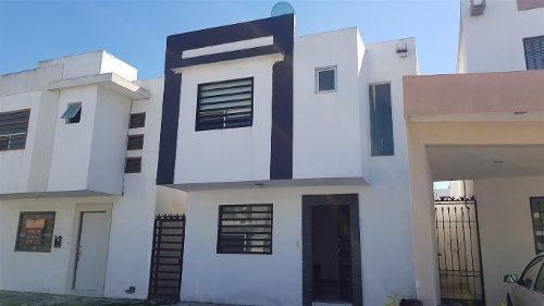 Casa En Renta Apodaca N.l. Privada Il Tamarindo (30-cr-964 Sil)