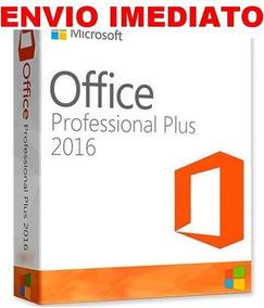Oficce 2016 Professional Plus Licença Original C Garantia