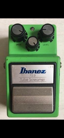 Pedal Ibanez Ts9