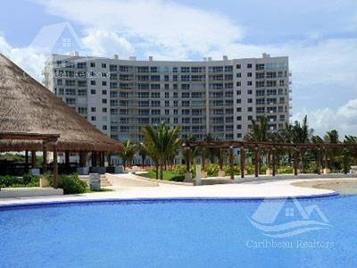 Departamento En Renta En Cancun/amara