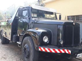 Guincho Pesado Scania 111