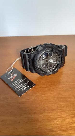 Relógio G-shock Ga-100-1a1dr Original