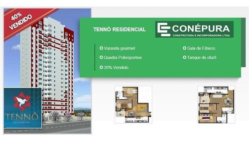 Imagem 1 de 16 de Apartamento À Venda, 61 M² - Jardim Oriente - São José Dos Campos/sp - Ap0557