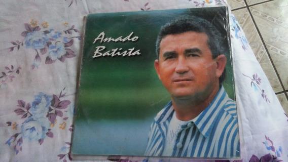Amado Batista - Lp Tum Tum De Saudade - Rca 1995 Conservado