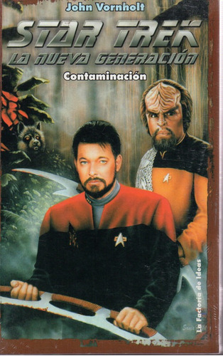 Star Trek La Nueva Generación - Contaminación - La Factoría