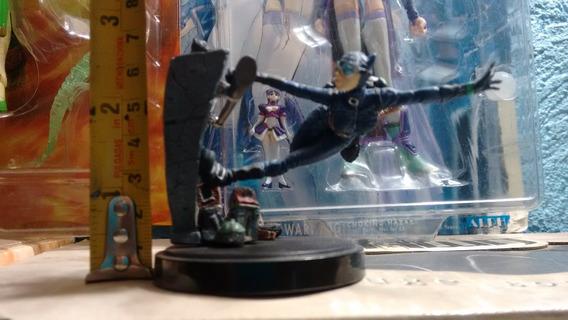 Figura Anime Japones Gatubela Mini Serie Dc 1 Kotubukiya