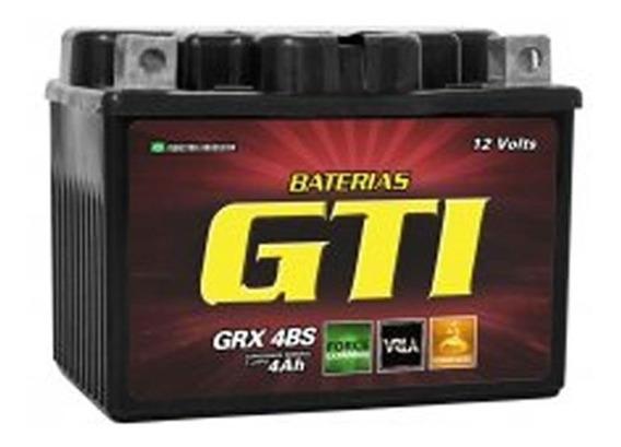 Bateria Moto Gel 4ah Biz 100 Titan Fan 125 Ate 2008 Ks Gti