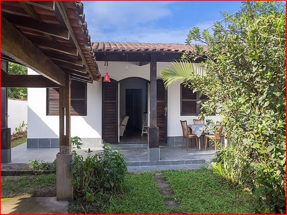 Casa Com Edícula No Indaiá Em Bertioga - Ca00018 - 4886696