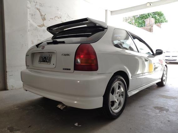 Honda Civic 1.6 Ex Vti Hatchback 1998
