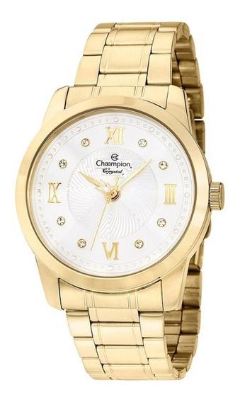 Relógio Champin Original Feminino Crystal
