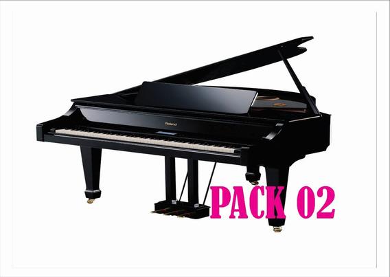 Pack 02 Samples De Pianos Para Yamaha Psr S670