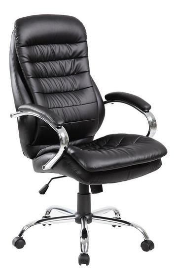 Cadeira Presidente Siena Preta