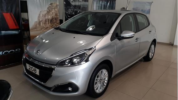 Peugeot 208 Allure 1.6 Nafta 2019