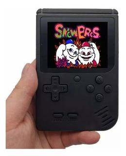 Consola Portatil Retro Tipo Game Con 400 Videojuegos