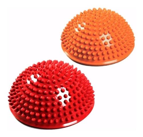 Imagen 1 de 5 de Mini Bosu Entrenamiento Equilibrio Estabilidad Esfera El Rey