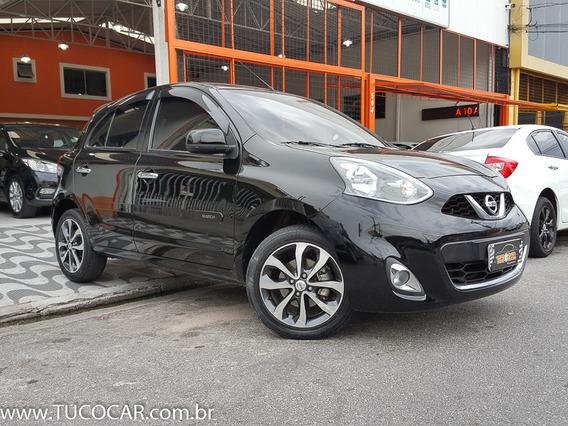 Nissan March 1.6 16v Sl (flex) 2015 (segundo Dono) Baixa Km