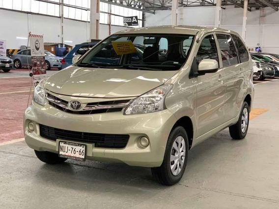 Toyota Avanza Premium Aut Ac 2014