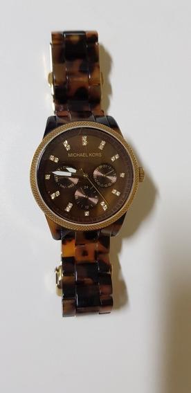 Relógio Michael Kors Feminino Mk5038 Original Usado