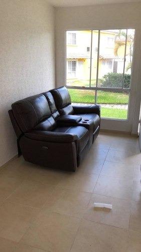 Casa En Renta Privada De Ragusa, La Provincia Geo Morelos