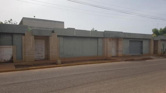 Casa Comercial En Venta Mls 21-12878ln