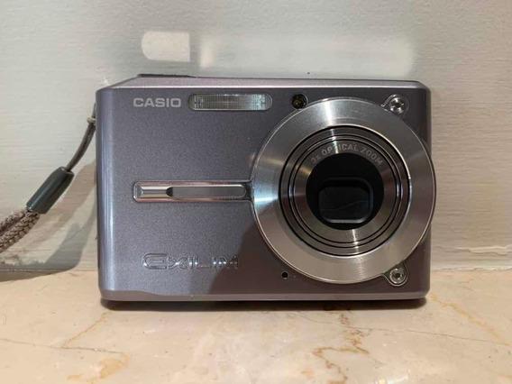 Câmera Digital Casio Exilim