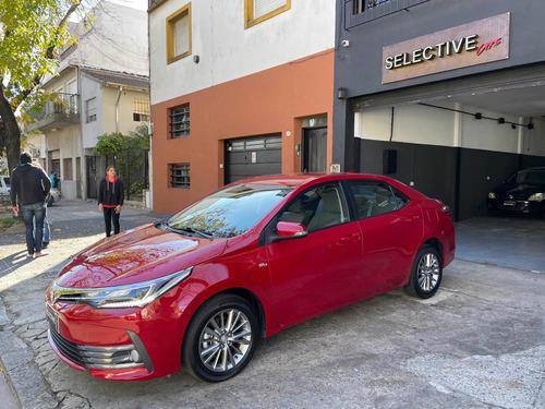 Toyota Corolla 1.8 Xei Mt 140cv Año 2017 49000 Km