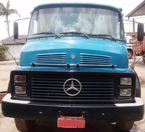 M Benz 1113 - Trucado - No Chassi - 1985 -