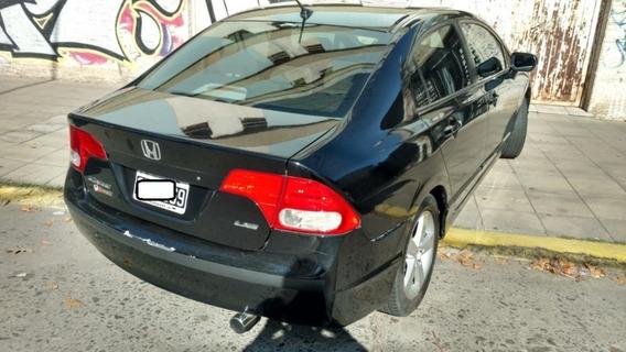 Honda Civic 1.8 Lxs Mt *2ºdueño*
