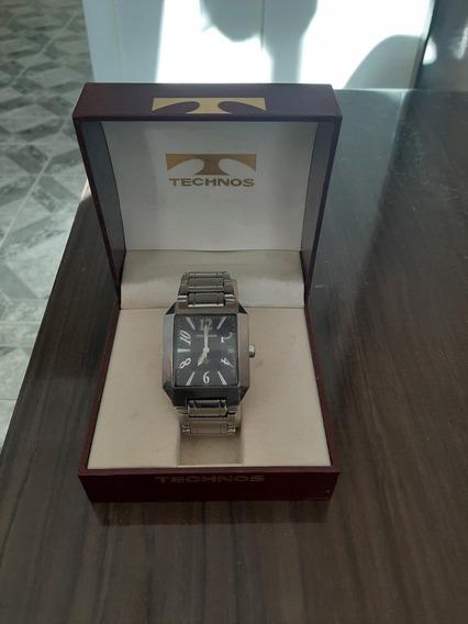 Relógio Technos Masculino Quadrado 2115.dw