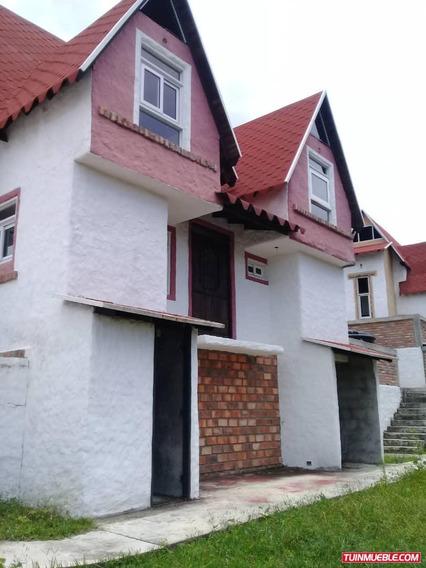 Townhouses En Venta Peribeca Edo Tachira Cf