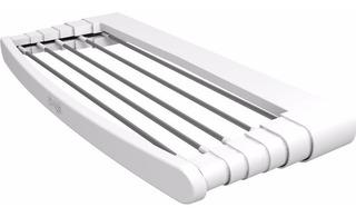 Tender Retractil 70cm Tendedero Pared Plegable Gimi Italiano - Apto Instalacion Interior Y Exterior