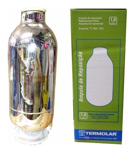 Termolar Repuesto Ampolla Vidrio 1,8 Litros Tienda Pepino