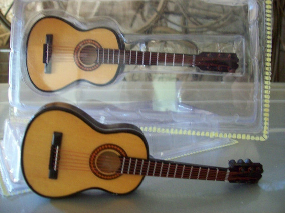 Miniatura Violão Instrumentos Musicais Salvat 1 Violao 15 Cm
