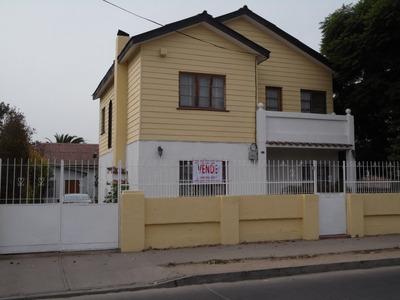 Casa Centro De Villa Alemana