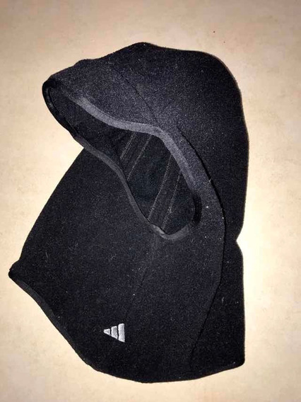 Gorra Polar adidas Con Cuello Y Mini Vicera Usada