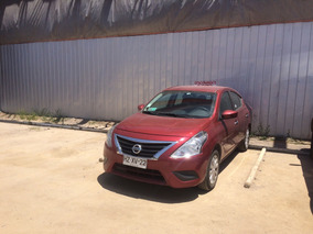 Nissan Versa Sense At